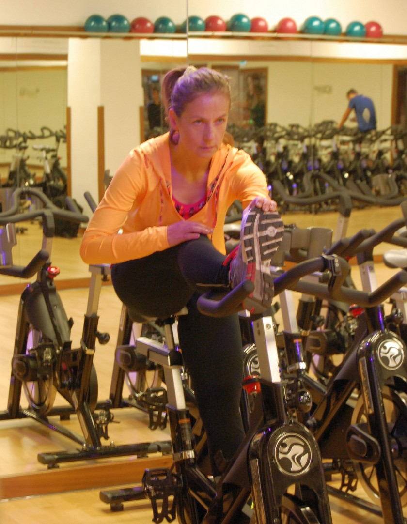 indoor cycling pure