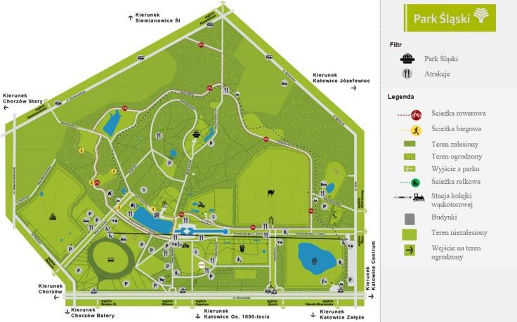 Park-Slaski-mapa