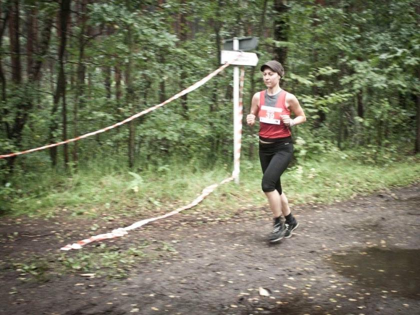 Cross Maraton Pustyni Błędowskiej VIII 2014