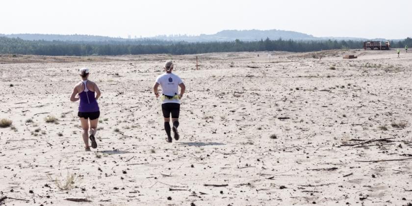 II Cross Maraton Pustyni Błędowskiej VIII 2015