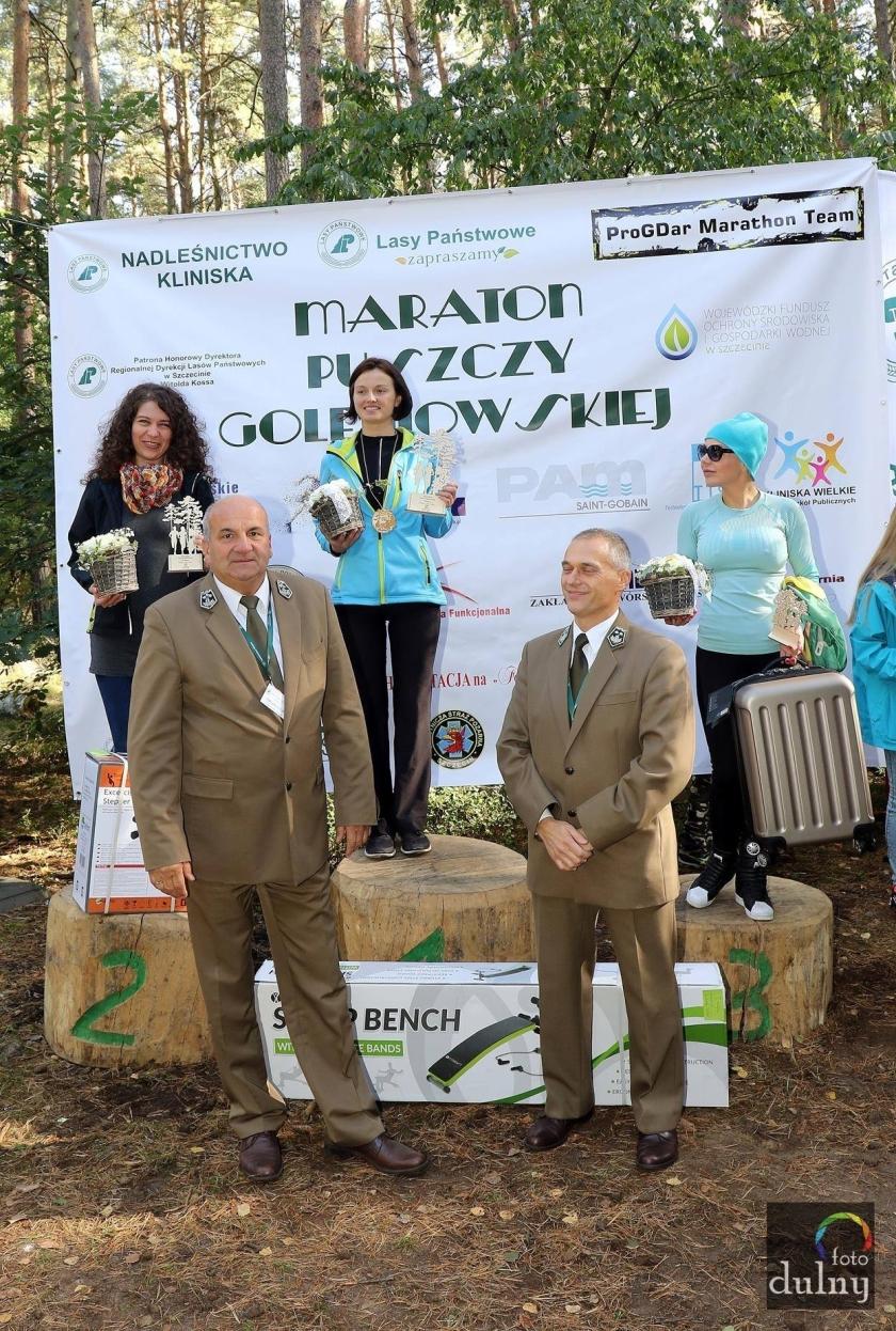 III Maraton Puszczy Goleniowskiej IX 2015