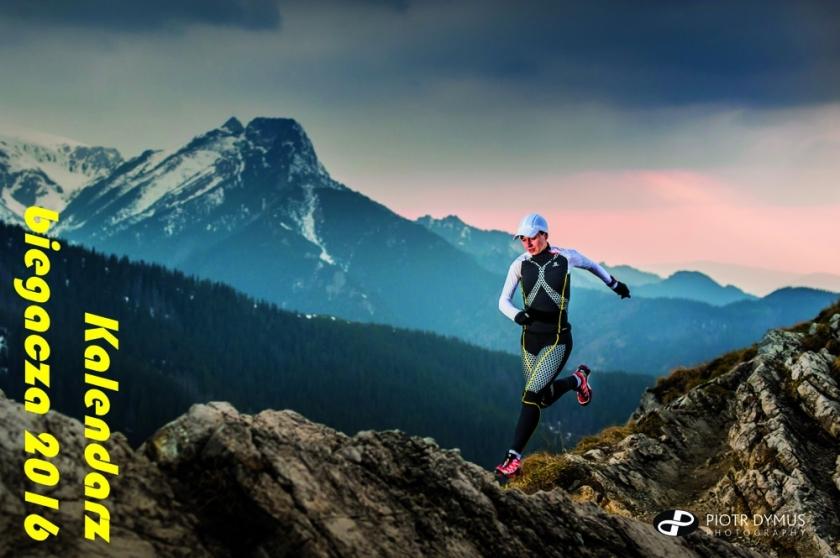 Kalendarz ma służyć biegaczom w życiu codziennym
