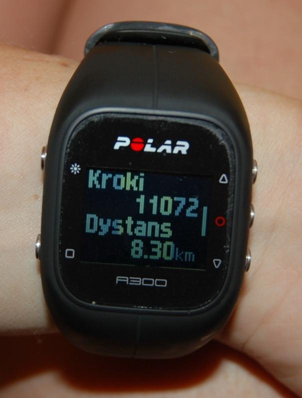 polar A300 - warto mieć stale na ręku