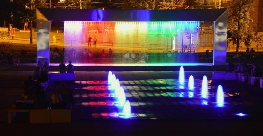 Ulubiona fontanna w Brnie