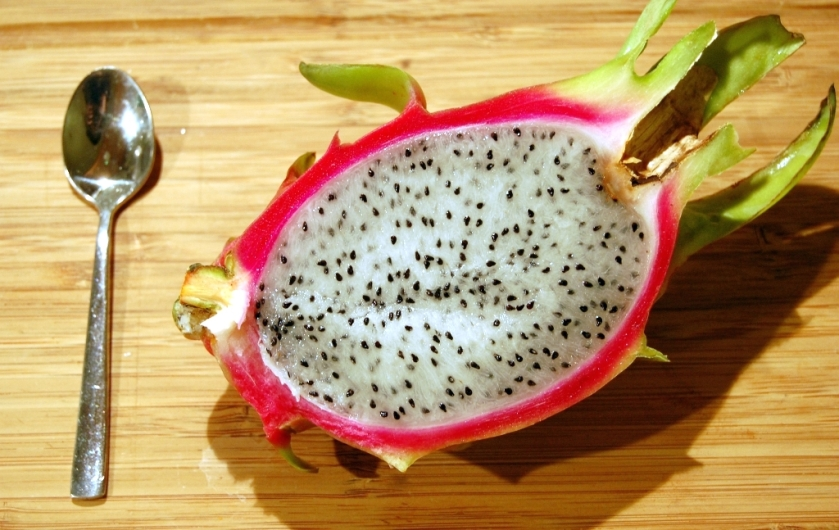 Dragon fruit - daj się skusić!