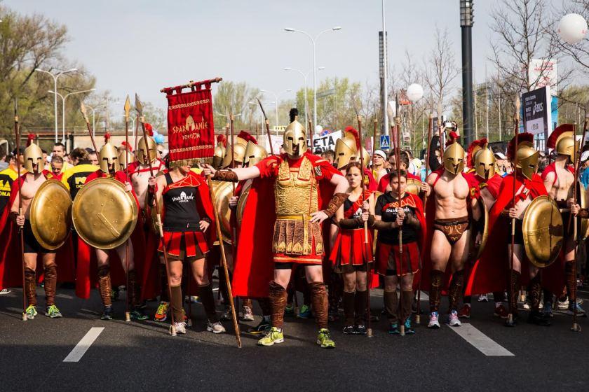 Spartanie Dzieciom
