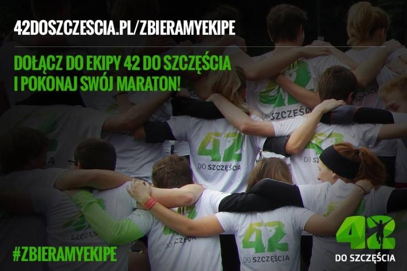 42 Do Szczescia zbieramy ekipe
