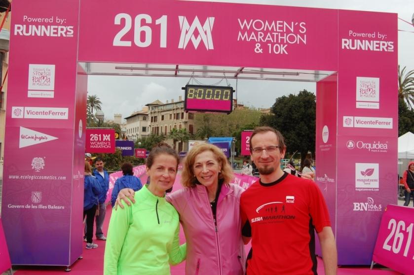 2014 Mallorca - przed startem